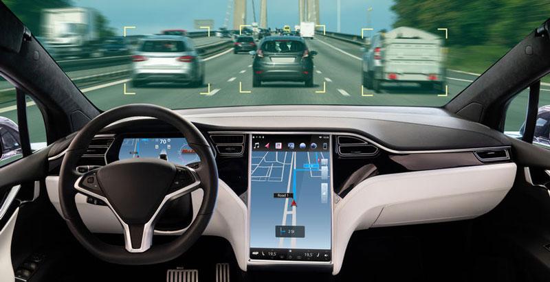 Selvkørende biler med 5G